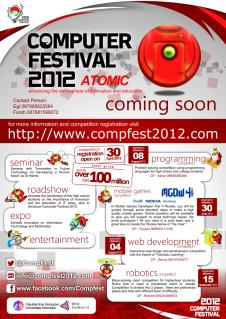 computer festival 2012